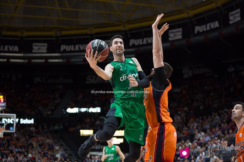 [Liga Endesa]: Valencia Basket - Divina Joventut