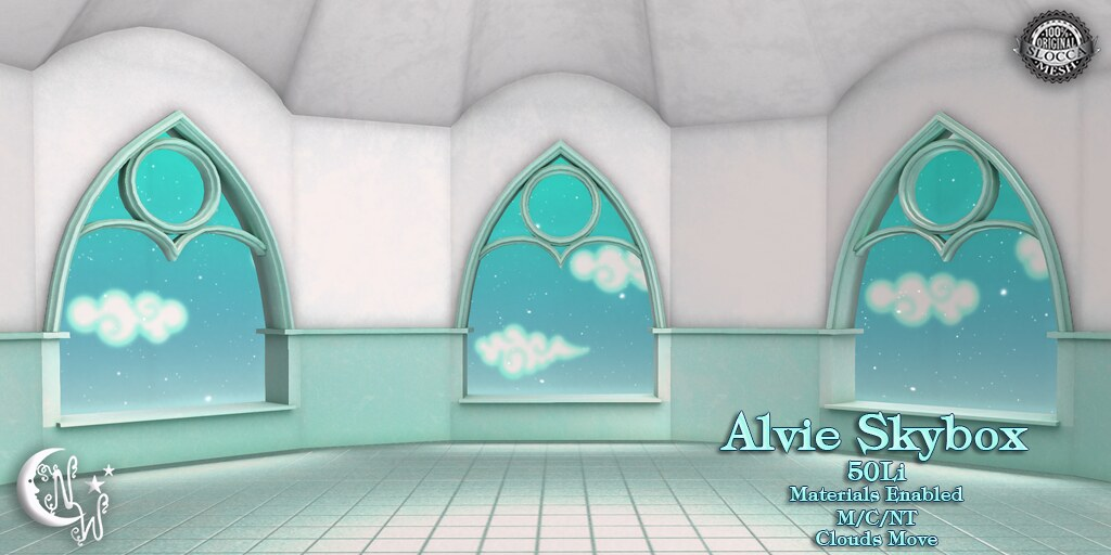 Alvie Skybox – mint