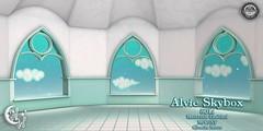 Alvie Skybox - mint
