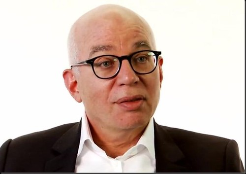 Michael Wolff – Writing words of fire and fury