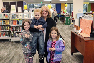 Lakewood/Smokey Point Library grand openng