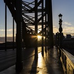 Tyne Bridge Sunrise