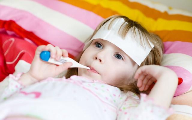 Obat Demam Anak Resep Dokter