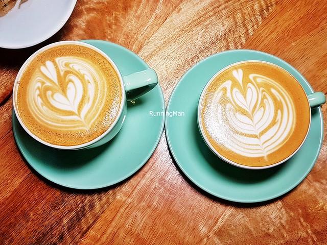 Latte & OZ White
