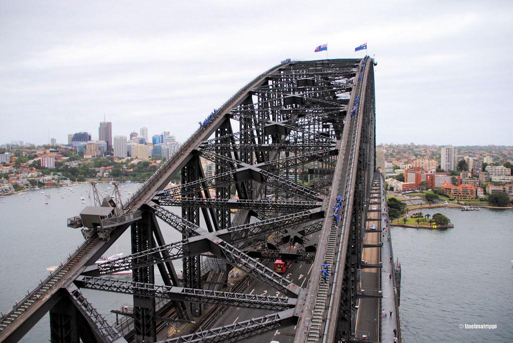 Sydney Harbour Bridge Pylon Lookout