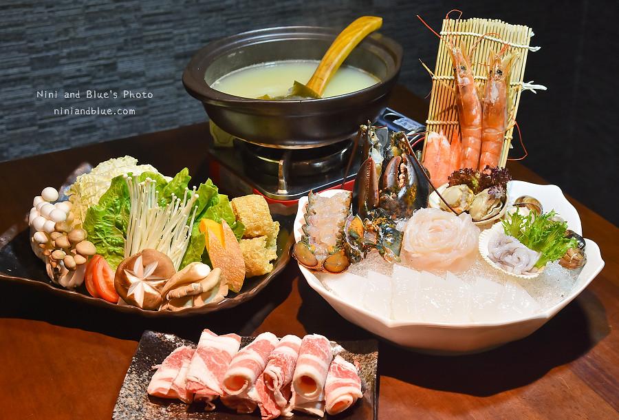 本握壽司火鍋台中南屯日本料理16