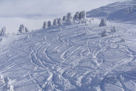 Ve Francii na lyžaře myslí... Stále lepší La Norma