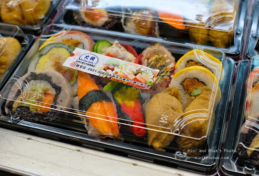 大根壽司.新光黃昏市場12
