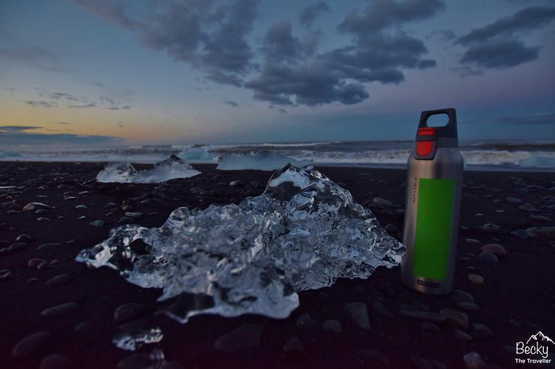 Iceland - Sigg Flask