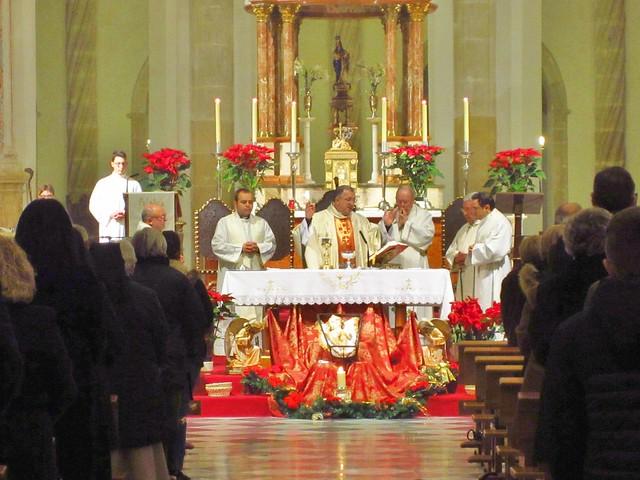 Obispo en Baza-Día de Reyes 2018