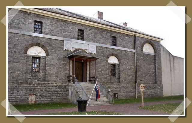 Burlington County Prison Museum -Mt. Holly