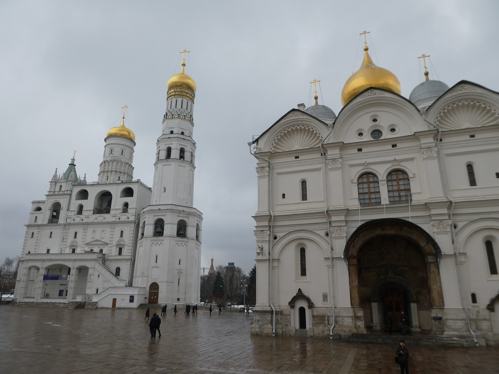 Cathedrals of the Kremlin