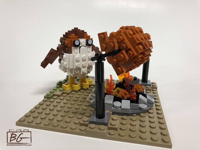 PORG & Chewy's Dinner