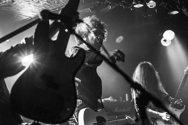 THE NICE live at Outbreak, Tokyo, 18 Dec 2017 -00426
