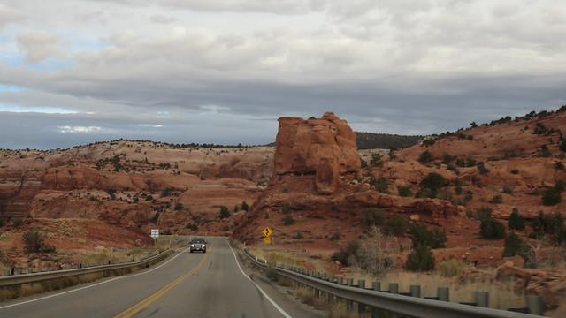 La Sal to Moab