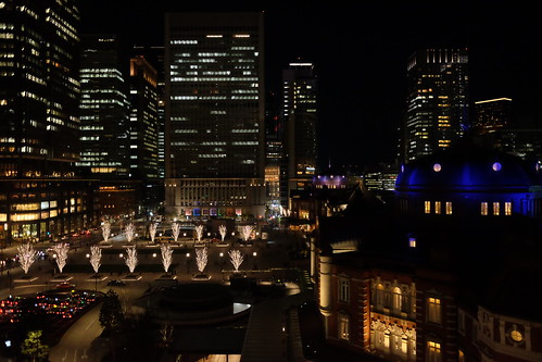 Tokyo Station square 06