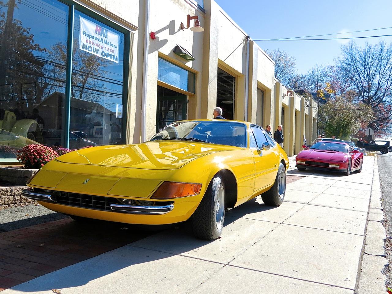 Ferrari 365 GTB-4 Daytona Hopewell NJ 5