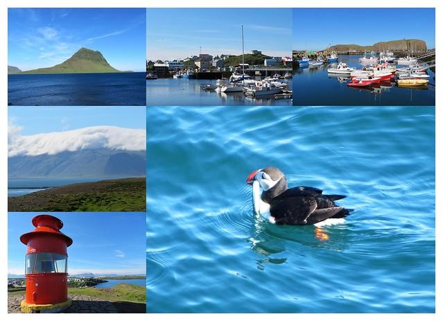 Blue West Island