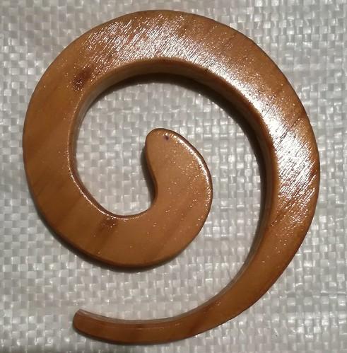 Koru-wood