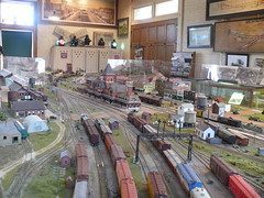 20081011 23 Model Train Layout, Mendota, Illinois