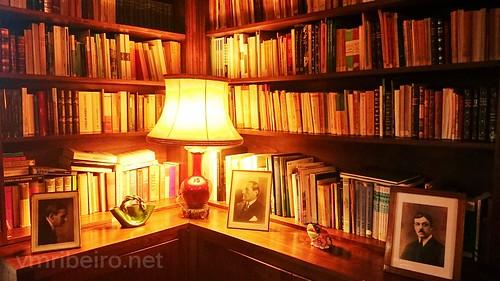 Biblioteca da Casa de Tormes