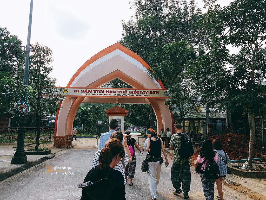 【峴港/會安自由行】會安占婆王國遺跡|越南美山聖地半日遊|感受百年前曾經輝煌的王國、世界文化遺產 @GINA環球旅行生活|不會韓文也可以去韓國 🇹🇼