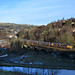 66723 6M17 Redcar-Fiddlers Ferry coal, Gauxholme 27.12.2017