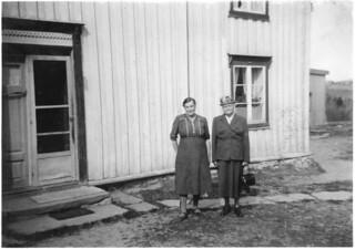 Johanna Hokling og Petra Peterson