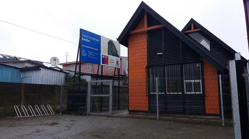 Centro Comunitario Bonillas - Barrio Bonilla – Ancud