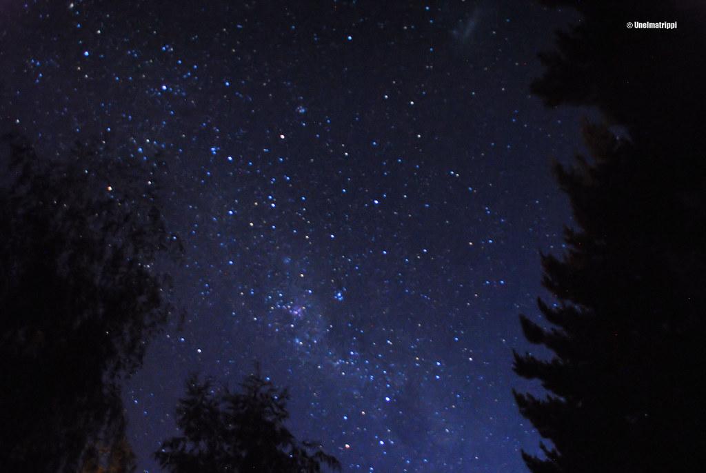 Tekapo on osa Aoraki Mackenzie International Dark Sky Reserveä.
