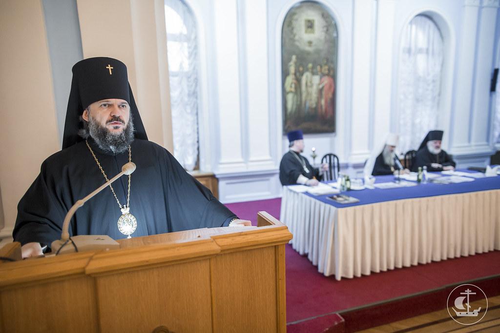 12 декабря 2017, Епархиальное собрание / 12 December 2017, The Diocesan assembly
