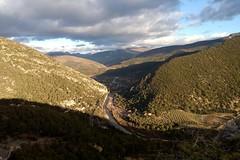 Balade d'hiver en Drôme provençale