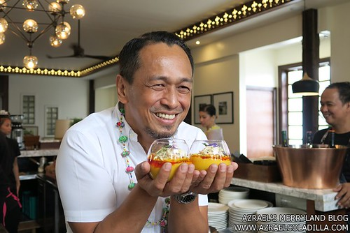 40_Philtranco Pampanga - Chef Sau with his Tamales