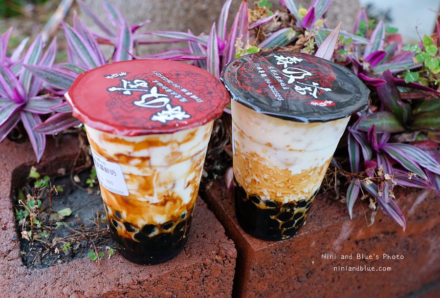 清水森及茶-惡魔波霸鮮奶茶07