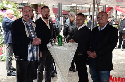 Mahmut Canbaz, Ahmet Gün, Mehmet Türemiş, Oğuz Korum