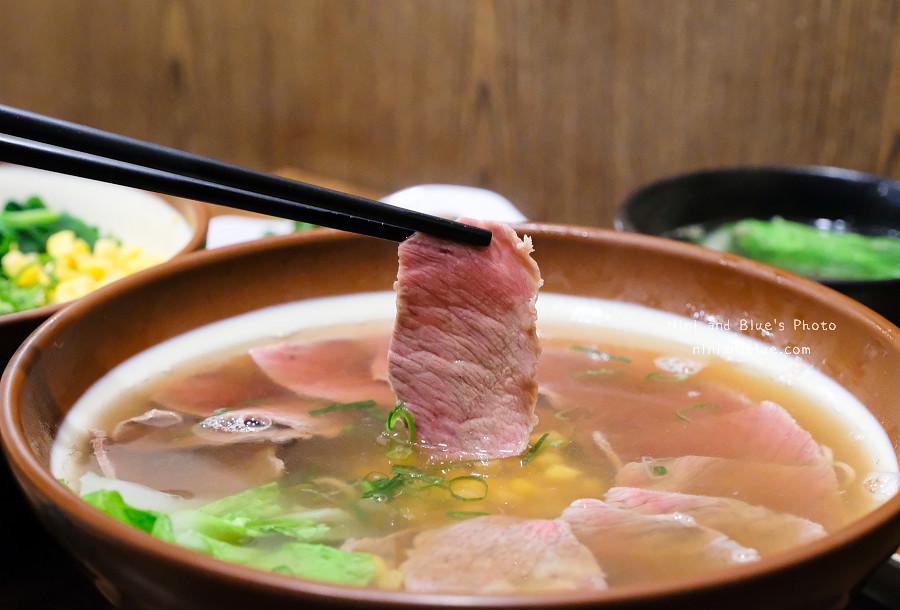 上泓園牛肉麵-科博館美食13