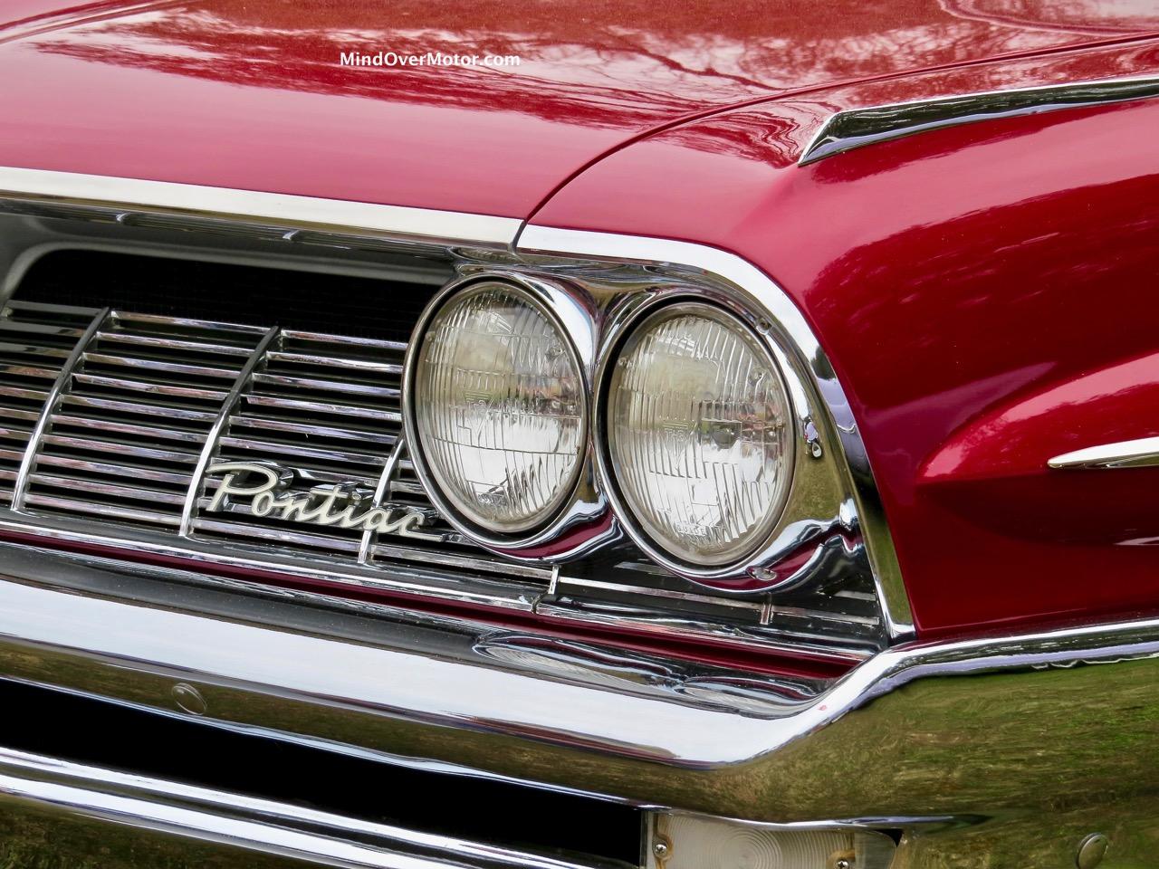 1961 Pontiac Ventura Headlights