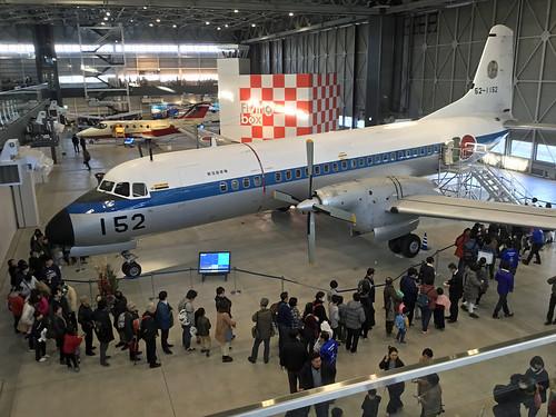 あいち航空ミュージアム YS-11 52-1152 IMG_1948_2