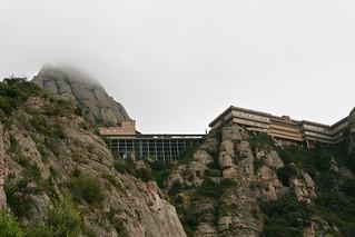 Santa Maria de Montserrat Abbey 8/31/09