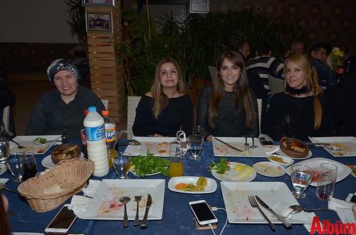 Fatmanur Olcay, Cansu Karadağ, Burcu Evren, Saniye Ak