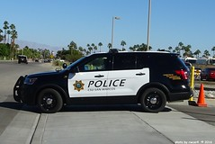 California State University San Marcos Police - Ford Police Interceptor Utility (1)