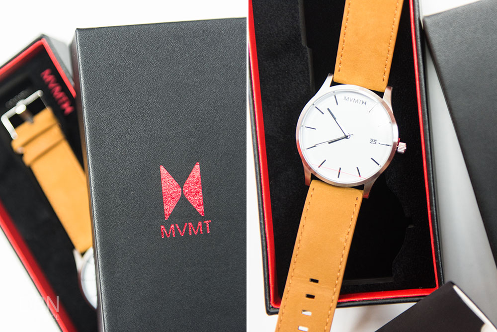 MVMT Watches.