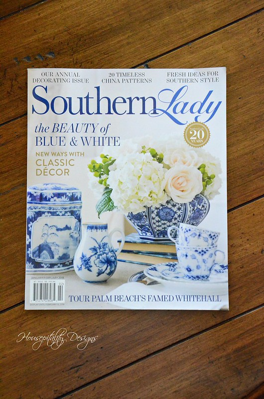 Southern Lady-Housepitality Designs