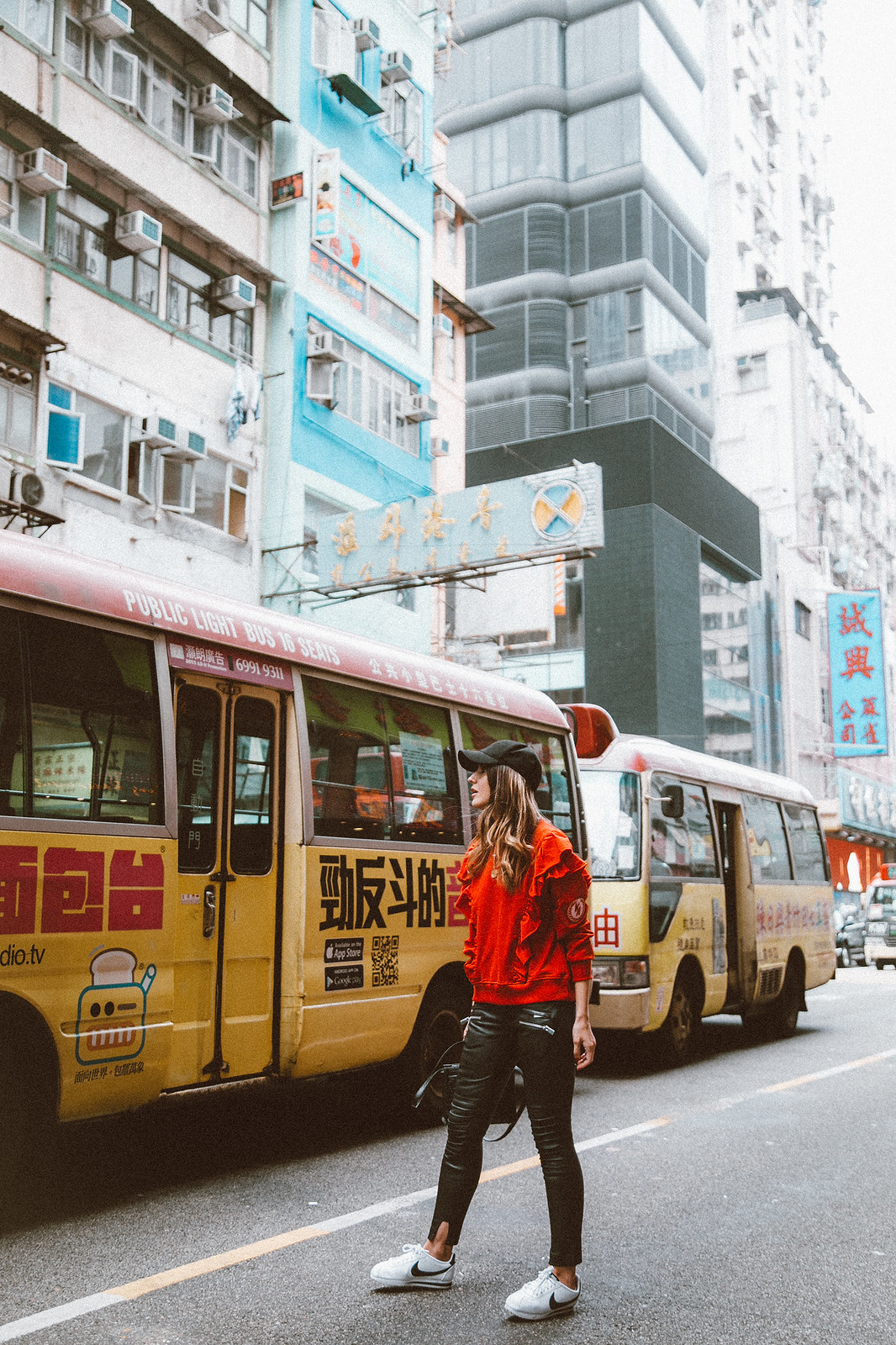 HONG KONG 3-17