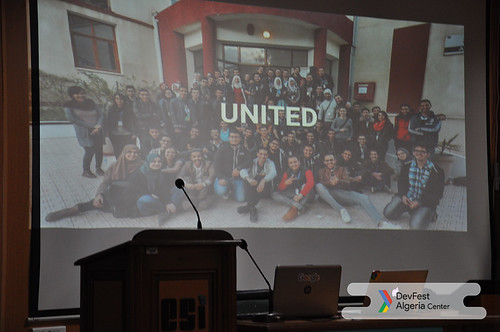 GDG DevFest Algeria Center