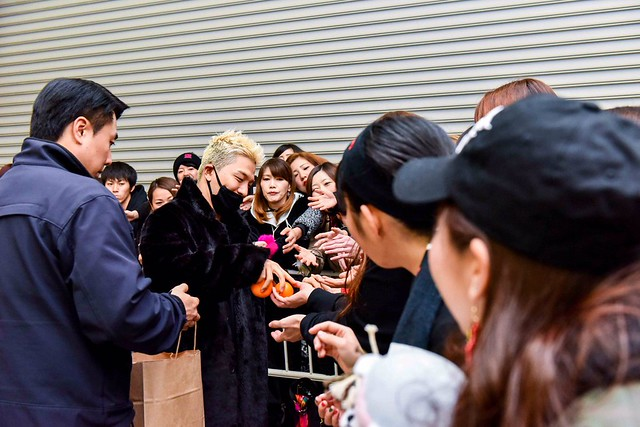 BIGBANG via jojoblack77 - 2017-12-22 (details see below)