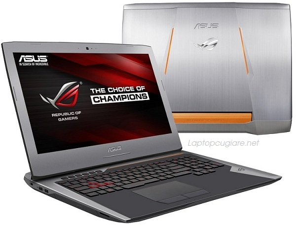 giá laptop asus rog g752vl