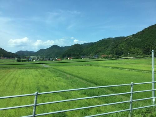 Yamaguchi countryside