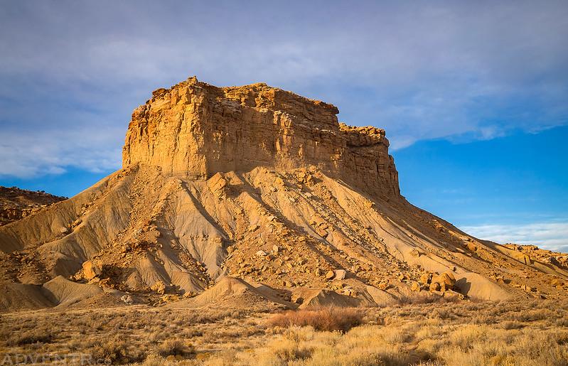 Book Cliffs Butte