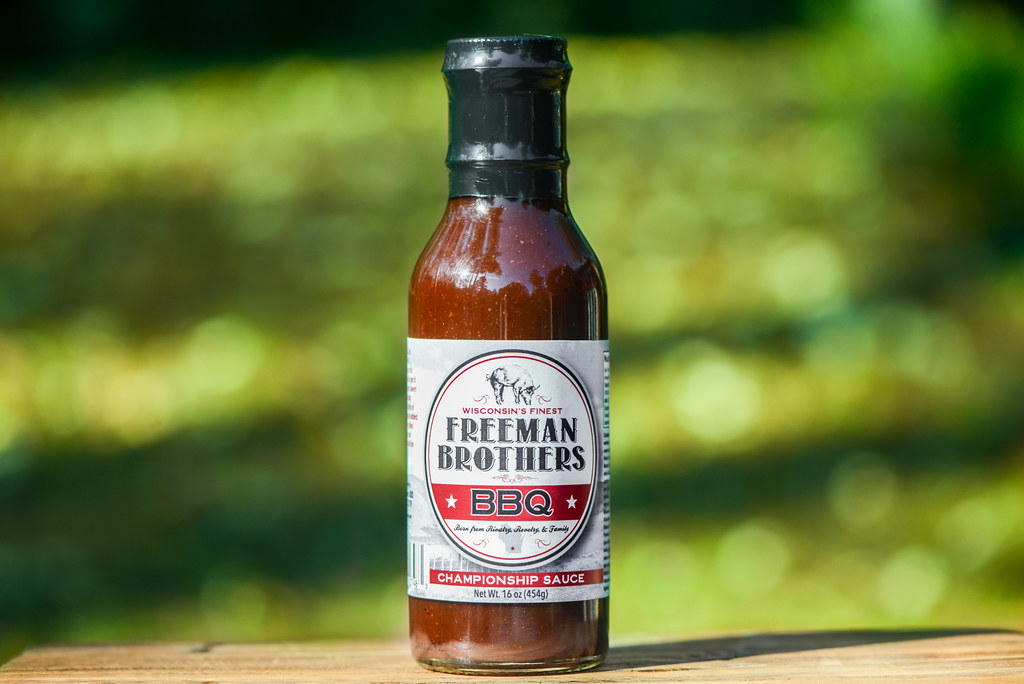 Freeman Brothers BBQ Championship Sauce